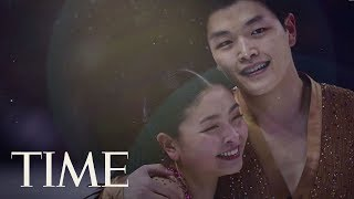 See The Top Olympic Skaters Compete On The Ice As Adorable Kids Before They Were Famous | TIME