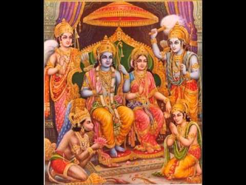आरती श्री रामायण जी की