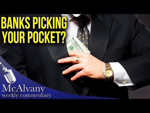 Carmen Reinhart Reprise: Can The Bank Pick Your Pocket?   McAlvany Weekly Commentary