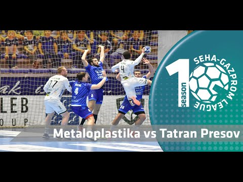 TENSE match & win for Tatran! I Metaloplastika vs Tatran Presov I Match highlights