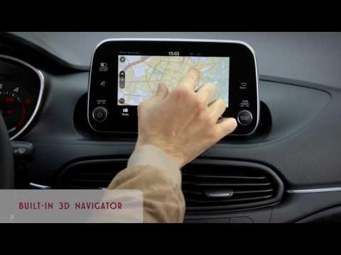 Fiat Tipo Hatchback Хетчбек класса C - рекламное видео 3