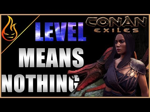 Taking Out Bosses Early Conan Exiles Server Play Ep6
