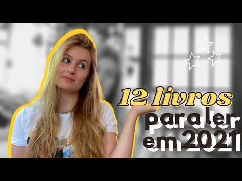 12 LIVROS PARA 2021 | Laura Brand