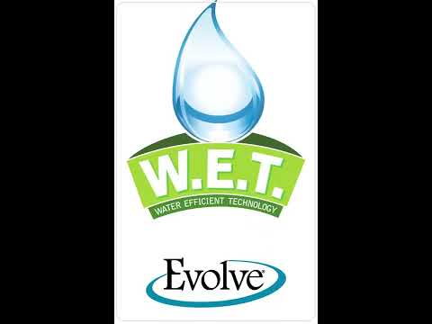 W.E.T. adjusts it's regeneration cycle times to save on salt AND water used by your water softener.