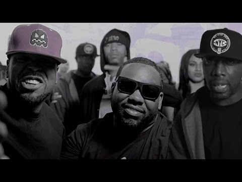 The Purple Tape Feat. Raekwon & Inspectah Deck