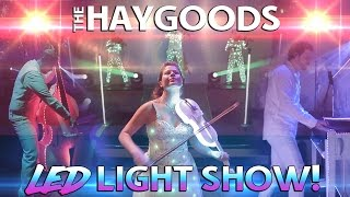 The Haygoods Amazing Christmas LED Light Show | Branson Missouri  Video