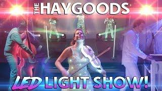 The Haygoods Amazing Christmas LED Light Show | Branson Missouri  Video