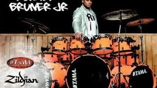 "Ron Bruner Jr - ""Take The Time"" (Drumless Backing Track with Click)"