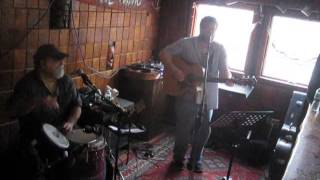 14 WHEN I PAINT MY MASTERPIECE performed by Mr  C and Uncle B at Fadeley's 041915