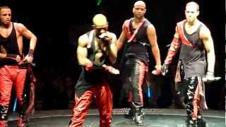 JLS - Go Harder - Liverpool Echo Arena. March 14th 2012