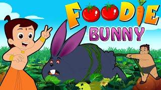 Chhota Bheem VS Foodie Bunny | Chhota Bheem Videos in Hindi | Fun Cartoon for Kids