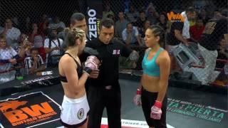 SFC -  Alejandra Lara vs Sabina Mazo