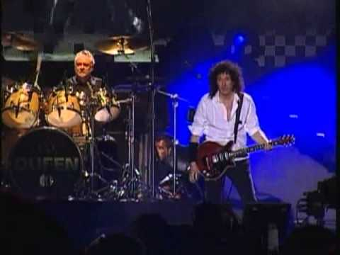 Queen + Paul Rodgers - All Right Now (Live in Chile 2008)