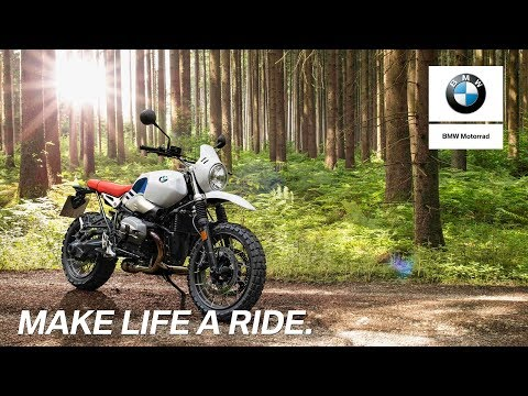 IN THE SPOTLIGHT: The new BMW R nineT Urban G/S