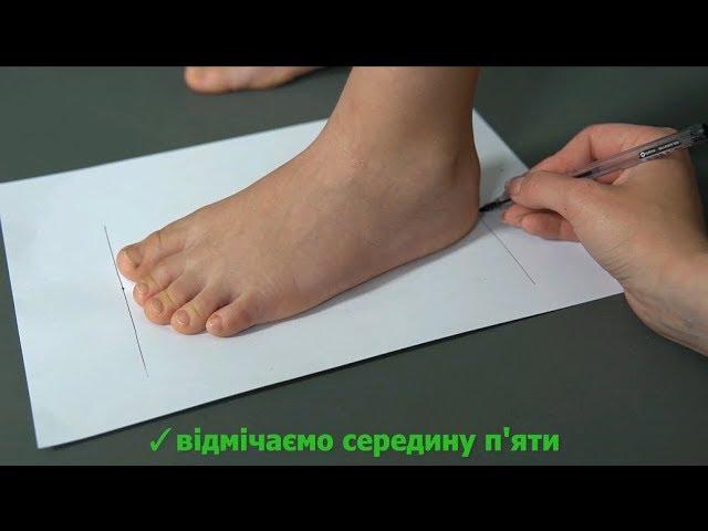 Как правильно измерить ножку - блок в корзине