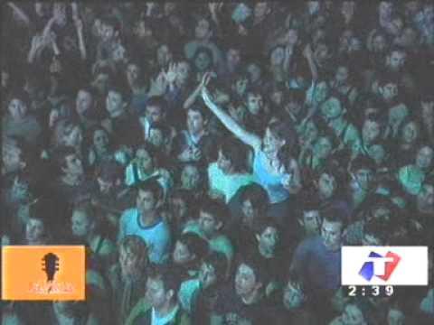 bersuit vergarabat sencillamente pepsi music 2005