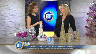 #BTMTL: Debbie Travis On Decorating Small Spaces For The Holidays