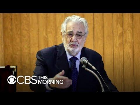 Plácido Domingo unter Verdacht