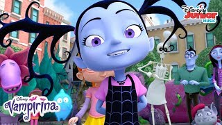 Perfectly Imperfect Music Video   Vampirina   Disney Junior