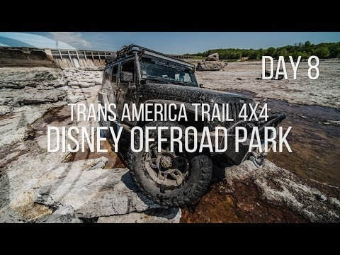 Disney Off Road Park | Trans America Trail 4x4 Day 8