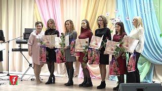 Празднование Дня учителя и Дня дошкольного работника в Гусь-Хрустальном районе