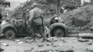Audie Murphy Discusses WW2