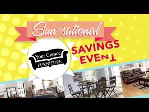 Sun-sational Savings Event - TV
