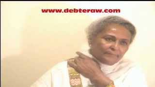 Interview With The Most Senior Ethiopian Artist Telela Kebede