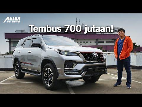 Toyota New Fortuner TRD Sportivo 2020