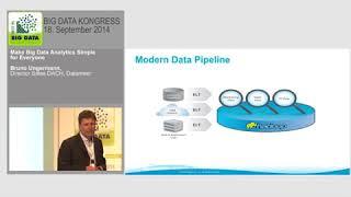 Einfache Big Data Analysen mit Datameer