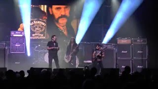 Headbengs  R.Gy. Manzi: Bye Bye Bitch Bye Bye 2016.01.31. Lemmy Est
