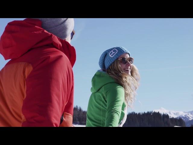 Avventure invernali in Val Ridanna