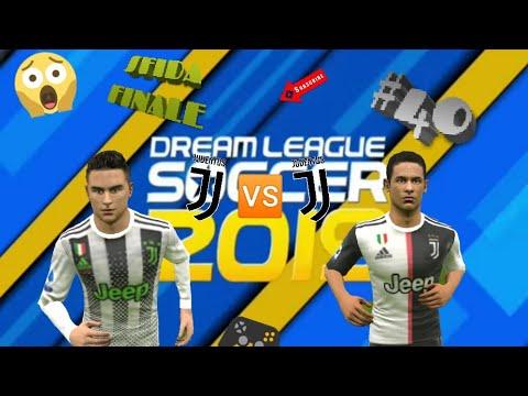 DREAM LEAGUE SOCCER 2019 #40   LA SFIDA FINALE CONTRO LA MIA SQUADRA CLONATA [CHE PARTITA EPICA]