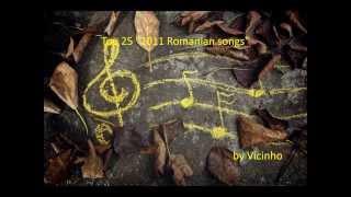 "Top 25 ""2011 Romanian songs"""