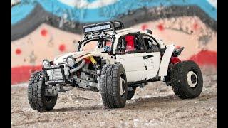 Volkswagen Beetle Buggy (Lego Technic MOC)