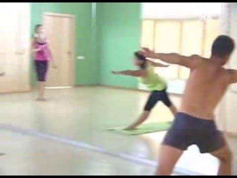 Йога центр YogaHot ВКонтакте