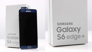 Unboxing: Samsung Galaxy S6 edge+ (Deutsch) | SwagTab