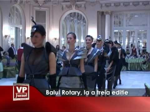 Balul Rotary la a treia ediție