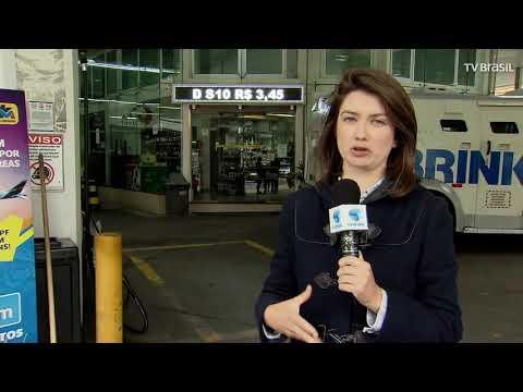 Preços do etanol recua e fica mais vantajoso