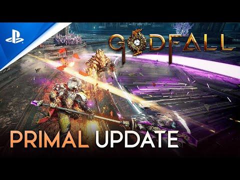 Primal Update Trailer de GodFall