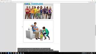 The Sims 4 Toddlers Maluchy Download UPDATE PATCH Pobierz