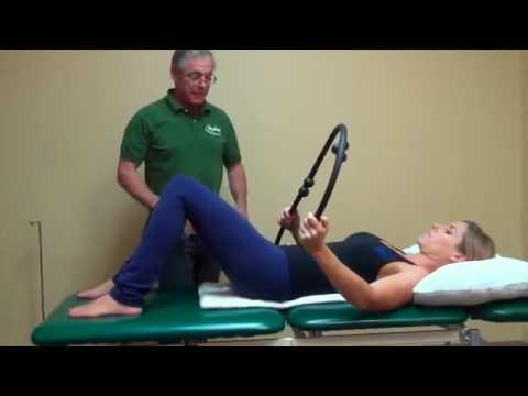 הקלת סינדרום פריפורמיס ועיסוי עצמי של שרירי העכוז בעזרת ה-MyoTool
