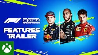 Xbox F1® 2021   Features Trailer anuncio