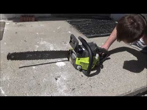RYOBI RY10519A 20″ 46cc ChainSaw Reliability Review (4 Years Post-Purchase)