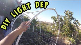 CHEAP & EASY DIY LIGHT DEP FOR CANNABIS