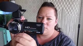 Ordro HDV-Z20 unboxing