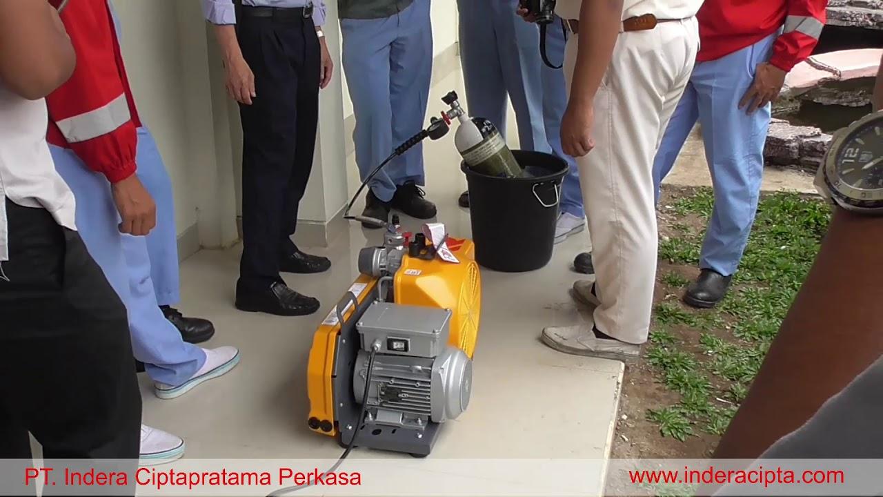 Rosenbauer BA Compressor di Ajinomoto Indonesia