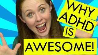 My 10 Favorite Things About Having ADHD - #ADHD