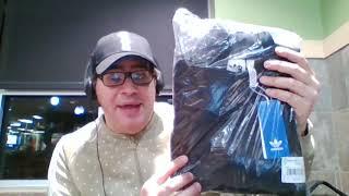 UNBOXING VIDEO! | Tanaami Artist-Inspired ADIDAS Firebird Track Jacket!