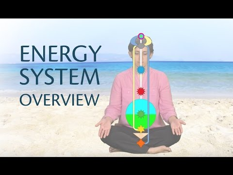 Subtle Energy System Overview